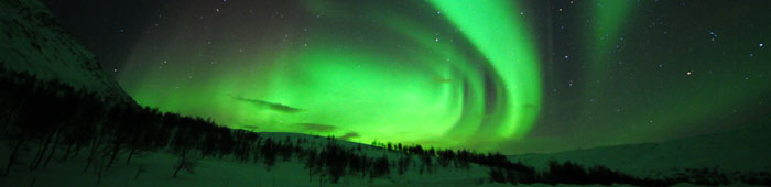 Troms Region North Norway Northern Lights Experience