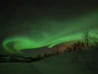 Northern lights North Norway